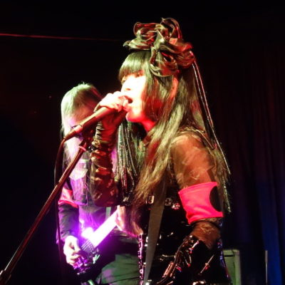 Psydoll live at The Unicorn, Camden.